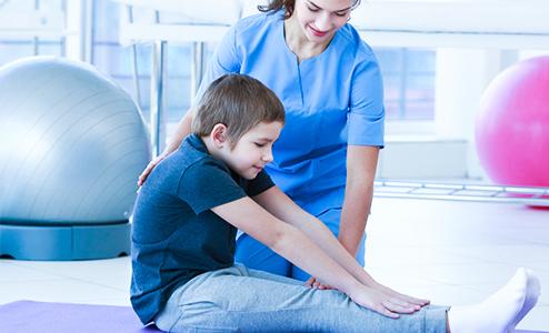 Ostéopathie pour enfants